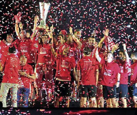 Uefa Europa League Final 2015